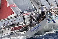 ITALY, Sardinia, Cagliari, AUDI MedCup, 22nd September 2010,  Region of Sardinia Trophy, Cristabella.