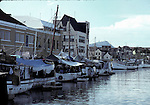 schooner market in Willemstad