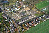 Neubaugebiet Avenberg: EUROPA, DEUTSCHLAND, HAMBURG, (EUROPE, GERMANY), 19.11.2016: Neubaugebiet Avenberg