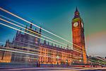 Big Ben and Parliament, Westminster, London, UK