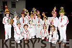 The Glencar Biddy group who participated in the Killorglin Biddy parade on Saturday night