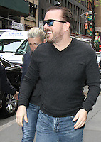 APR 27 Ricky Gervais at Today Show