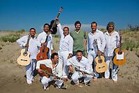 Chico, les Gypsies, Patrick Fiori, Daniel Guichard - Vidéo clip