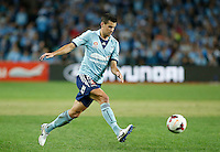 Sydney FC Joel Chianese during his A-League match against Perth Glory in Sydney, April 13, 2014. Photo by Daniel Munoz/VIEWPRESS EDITORIAL USE ONLY