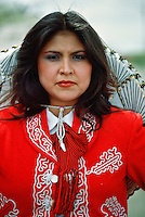 Charro Days Celebration between Brownsville Texas and Matamoros, Mexico, <br /> MODEL RELEASED