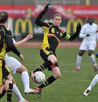 2013.04.04 U19 France - Belgium