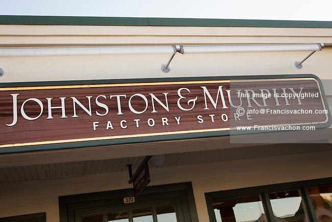 All Johnston & Murphy store locations