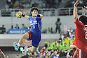 Kota Ozawa (JPN), NOVEMBER 2, 2011 - Handball : during the Asian Men's Qualification for the London 2012 Olympic Games final match between South Korea 26-21 Japan in Seoul, South Korea.  (Photo by Takahisa Hirano/AFLO)