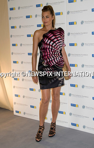 "YASMIN LE BON.Raisa Gorbachev Foundation 5th Annual Gala Dinner hosted by President Mikhail Gorbachev, Evgeny Lebedev and Geordie Greig, Hampton Court,London_05/06/2010..Mandatory Credit Photo: ©DIAS-NEWSPIX INTERNATIONAL..**ALL FEES PAYABLE TO: ""NEWSPIX INTERNATIONAL""**..IMMEDIATE CONFIRMATION OF USAGE REQUIRED:.Newspix International, 31 Chinnery Hill, Bishop's Stortford, ENGLAND CM23 3PS.Tel:+441279 324672  ; Fax: +441279656877.Mobile:  07775681153.e-mail: info@newspixinternational.co.uk"