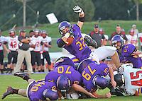 Football vs. Terre Haute South 9-5-14