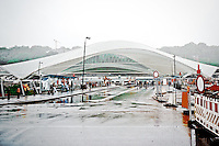 Liège-Guillemins: Train Station by Santiago Calatrava