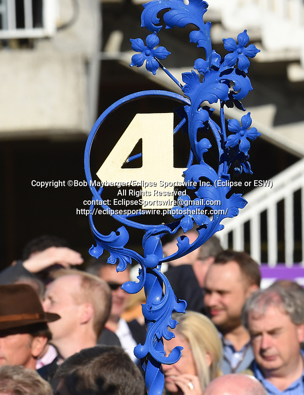 Scenes from around the track on Irish Champions Weekend on September 12, 2015 at Leopardstown Racecourse in Leopardstown, Dublin, Ireland.  (Bob Mayberger/Eclipse Sportswire)
