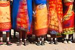 Samburu tribeswomen, Kenya