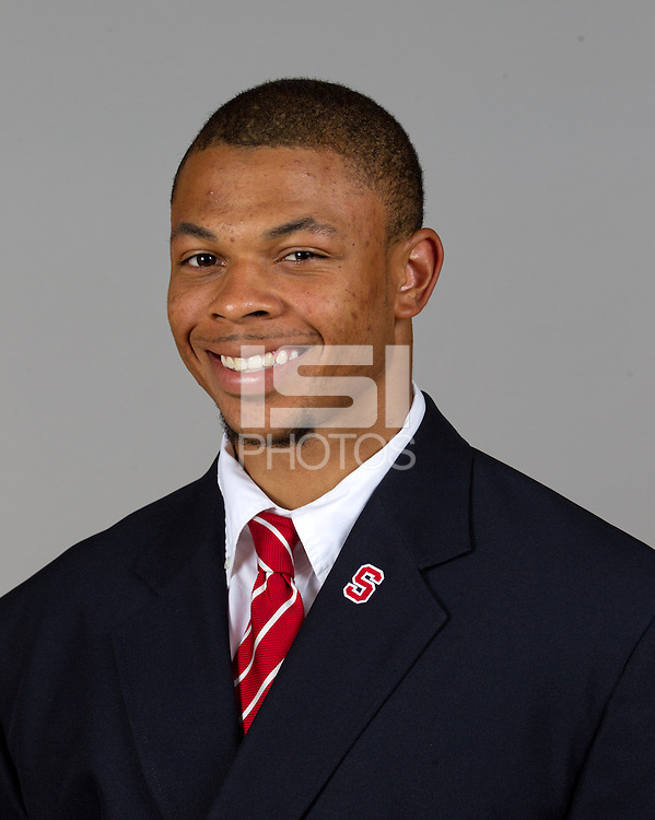 Kelsey Young, a member of Stanford University Football team. Photo taken on  Wednesday June 26, 2013.