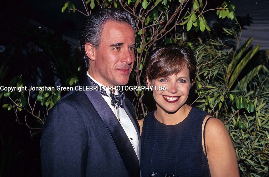 how did katie couric and john molner meet