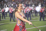 Ole Miss band vs. LSU at Vaught-Hemingway Stadium in Oxford, Miss. on Saturday, November 19, 2011.