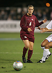 2 December 2005: Florida State's Sel Kuralay. The UCLA Bruins defeated the Florida State Seminoles 4-0 in their NCAA Division I Women's College Cup semifinal at Aggie Soccer Stadium in College Station, TX.