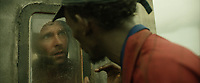 Extortion (2017) <br /> Eion Bailey, Barkhad Abdi<br /> *Filmstill - Editorial Use Only*<br /> CAP/FB<br /> Image supplied by Capital Pictures