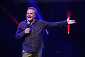 Edinburgh, UK. 08.08.2015. The Pleasance hosts its Opening Gala at the start of the Edinburgh Festival Fringe. The line-up includes: Hal Cruttenden (compere), Love Birds the musical, Jess Robinson, Young Pleasance, Theatre Re, Joe Lycett and Balletronic - just a selection from the many shows across all Pleasance venues. Picture shows: Comedian, Hal Cruttenden. Photograph © Jane Hobson.
