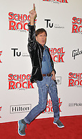 Sir Cliff Richard at the &quot;School of Rock: The Musical&quot; VIP opening night, New London Theatre, Drury Lanes, London, England, UK, on Monday 14 November 2016. <br /> CAP/CAN<br /> &copy;CAN/Capital Pictures /MediaPunch ***NORTH AND SOUTH AMERICAS ONLY***