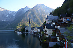 Hallstatt, Upper Austria is a village in the Salzkammergut region of the Alps renowned for the archeological finds of the Neolithic Salt mines and the WW2 debris found in the lake by divers.