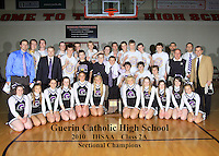 Basketball Sectional Championship vs Tipton 3-6-10