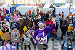 Cadbury's elves at the  Fun  Event when the Cadbury's Chocolate Truck came to the Square Tralee on Saturday