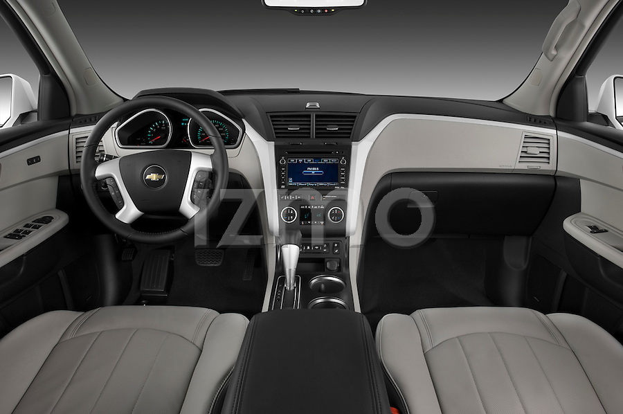 2009 Chevrolet Traverse LTZ | Car Stock Photos | Vehicle Image Library