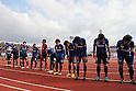 Gamba Osaka team group, .MARCH 10, 2012 - Football / Soccer : .2012 J.LEAGUE Division 1, 1st sec match between Gamba Osaka 2-3 Vissel Kobe at Expo'70 Commemorative Stadium, Osaka, Japan. (Photo by Akihiro Sugimoto/AFLO SPORT) [1080]