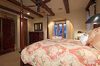Stock photo of bedroom
