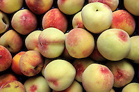 FOOD GROUPS: FRUIT<br /> White Peaches
