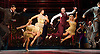 Dance 'Til Dawn <br /> Vincent Simone &amp; Flavia Cacace <br /> at the Aldwych Theatre, London, Great Britain <br /> press photocall<br /> 29th October 2014 <br /> <br /> <br /> Vincent Simone &amp; Flavia Cacace <br /> <br /> Annie Kitchen and Tyman Boatwright <br /> (left)<br /> <br /> Giovanni Spano and Faye Best (right)<br /> <br /> <br /> <br /> <br /> Photograph by Elliott Franks <br /> Image licensed to Elliott Franks Photography Services