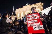 2015/12/03 Berlin | Anti-Kriegskundgebung