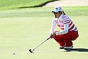 Shiho Oyama (JPN),<br /> APRIL 3, 2011 - Golf :<br /> Shiho Oyama of Japan in action during the final round of the Kraft Nabisco Championship at Mission Hills Country Club in Rancho Mirage, California, USA. (Photo by Yasuhiro JJ Tanabe/AFLO)