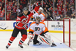 March 13, 2013: Philadelphia Flyers at New Jersey Devils