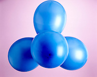 BALLOONS ADOPT LOWEST ENERGY ARRANGEMENT (3 of 3)<br />