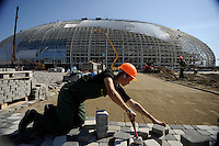 Sochi: Heading to XXII Winter Olympics / Mikhail Mordasov - Focus Pictures