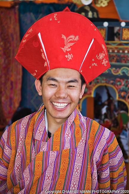 Karma Lotey of Yangphel Adventure Travel came from Bhutan to participate in the 2009 Santa Fe International Folk Art Market which is held each Julyin Santa Fe, New Mexico