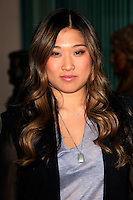 LOS ANGELES - MAY 1:  Jenna Ushkowitz arrives at the Glee TV Academy Screening and Panel at TV Academy Theater on May 1, 2012 in North Hollywood, CA