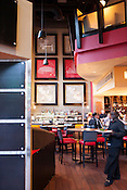 The interior of Bolt Bistro, 219 Fayetteville Street, Raleigh, Thursday, Nov. 1, 2012.