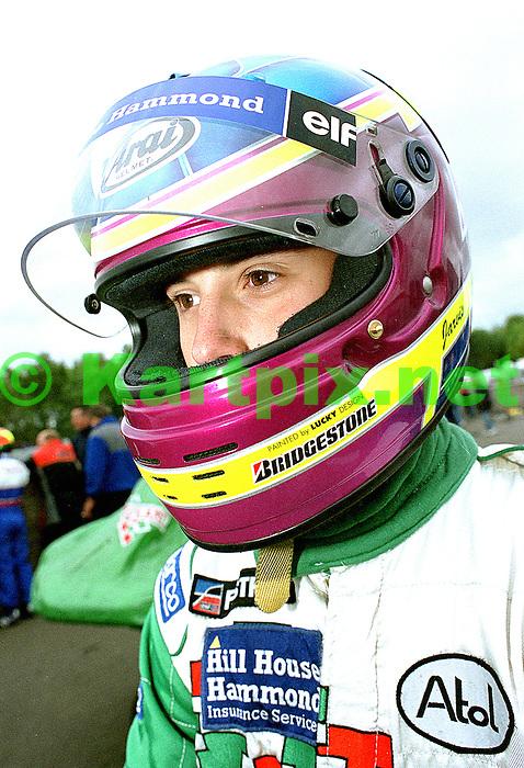 MSA, Formula A, Clay Pigeon, Oliver Jarvis, Karting.