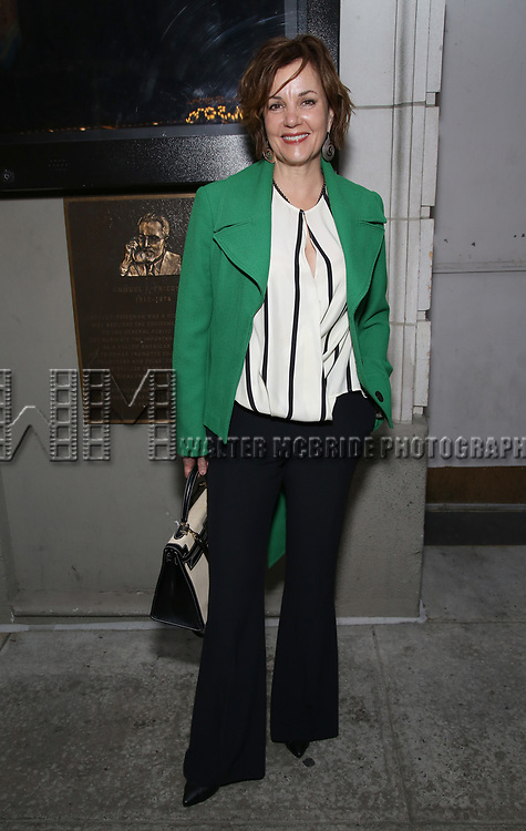 Margaret Colin attends the Broadway Opening Night of 'Lillian Helman's The Little Foxes' at the  Samuel J. Friedman Theatre on April 19, 2017 in New York City