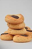 Stock photo of chocolate cookies