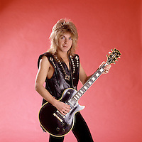 RANDY RHOADS (LAST PHOTO SHOOT)