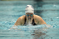 SAN ANTONIO, TX - FEBRUARY 24, 2012: Day 3 of the 2012 Western Athletic Conference Swimming & Diving Championships at the Palo Alto College Natatorium. (Photo by Jeff Huehn)