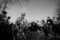 E3 Prijs Harelbeke 2012.Tom Boonen up the Oude Kwaremont