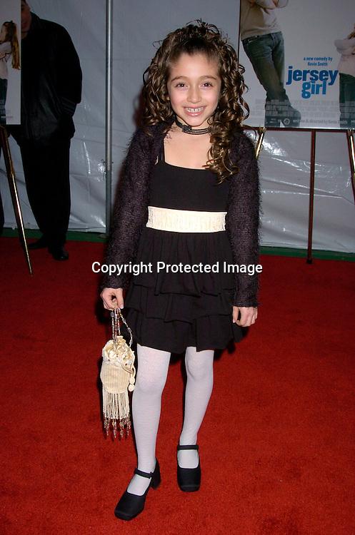 Raquel Castro Jersey Girl