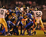 Oxford High vs. New Hope in high school football in Oxford, Miss. on Friday, September 28, 2012. Oxford won 29-17 to improve to 6-0.