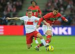 Fussball international 2012, Testspiel, Polen - Portugal