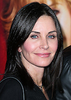 HOLLYWOOD, LOS ANGELES, CA, USA - NOVEMBER 05: Courteney Cox arrives at the Los Angeles Premiere Of HBO's 'The Comeback' held at the El Capitan Theatre on November 5, 2014 in Hollywood, Los Angeles, California, United States. (Photo by Xavier Collin/Celebrity Monitor)